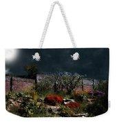 Moonlit Hillside In Africa Weekender Tote Bag