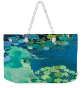 Moonlit Shadows Weekender Tote Bag