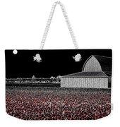 Moonlit Tulips Weekender Tote Bag