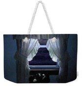 Moonlit Window Weekender Tote Bag