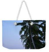 Moonrise In Maldives Weekender Tote Bag by Corinne Rhode