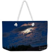 Moonscape Weekender Tote Bag by Robert Bales