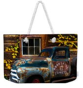 Moonshine Express Weekender Tote Bag