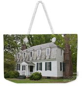 Moore House Yorktown Weekender Tote Bag