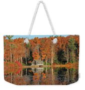 Moore State Park Autumn I Weekender Tote Bag