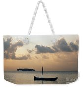 Moored For The Night Weekender Tote Bag