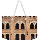 Moorish Arches Madrid Weekender Tote Bag