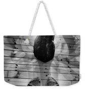Moose Cabin Weekender Tote Bag
