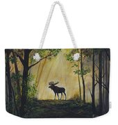 Moose Magnificent Weekender Tote Bag