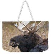 Moose Pictures 101 Weekender Tote Bag