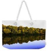 Moraine View State Park Pano 20140718-01 Weekender Tote Bag