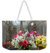 Moratorium Weekender Tote Bag by Lauren Leigh Hunter Fine Art Photography