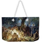 Moravian Missionary Weekender Tote Bag