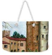 Morcone  Weekender Tote Bag by Pamela Allegretto