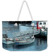 More Boats Weekender Tote Bag