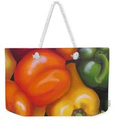 More Peppers Weekender Tote Bag