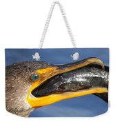 More Than A Mouthfull Weekender Tote Bag