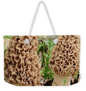 Morel Twins Weekender Tote Bag