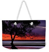 Moreton Bay View Weekender Tote Bag