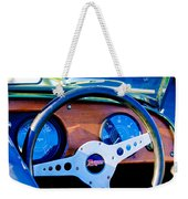 Morgan Steering Wheel Weekender Tote Bag