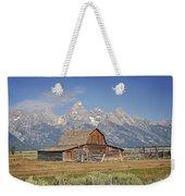 Mormon Barn 2 Weekender Tote Bag by Marty Koch