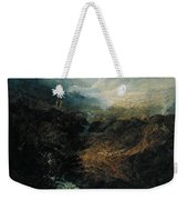 Morning Amongst The Coniston Fells Weekender Tote Bag