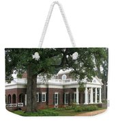Morning At Monticello Weekender Tote Bag