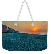 morning at  Myrtle Beach South Carolina Weekender Tote Bag