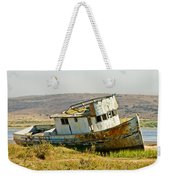 Morning At The Pt Reyes Weekender Tote Bag by Bill Gallagher