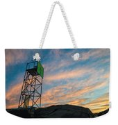 Morning Beauty Weekender Tote Bag