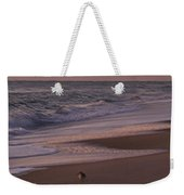 Morning Birds At The Beach Weekender Tote Bag