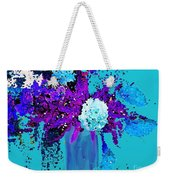 Morning Callas And Orchids  Weekender Tote Bag
