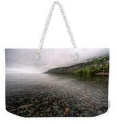 Morning Clouds Weekender Tote Bag