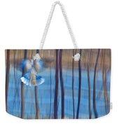 Morning Dove Weekender Tote Bag