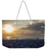 Morning Exercise  Weekender Tote Bag