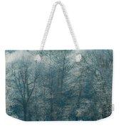 Morning Frost Weekender Tote Bag