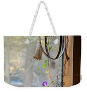 Morning Glory Dreams Weekender Tote Bag