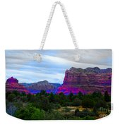 Glorious Morning In Sedona Weekender Tote Bag