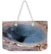Morning Glory Pool Yellowstone Np Weekender Tote Bag