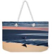 Morning Gull Weekender Tote Bag