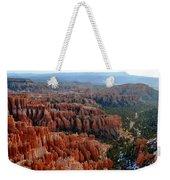 Morning In Bryce Canyon Weekender Tote Bag