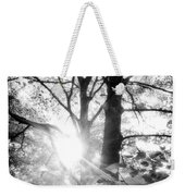 Morning In The Forest Weekender Tote Bag