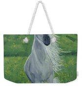 Morning In The Pasture Weekender Tote Bag