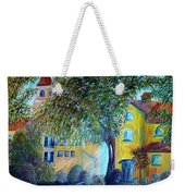 Morning In Tuscany Weekender Tote Bag