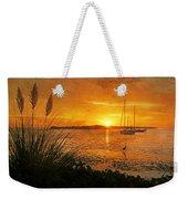 Morning Light - Florida Sunrise Weekender Tote Bag