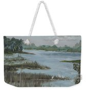 Morning Marsh At Babcock Ranch Weekender Tote Bag