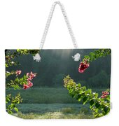 Morning Marsh Weekender Tote Bag