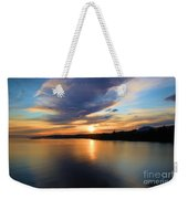 Morning Mirror Weekender Tote Bag