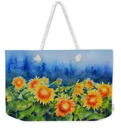 Morning Mist 2 Weekender Tote Bag