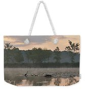 Morning Mist I Weekender Tote Bag